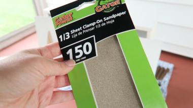 Gator Sandpaper