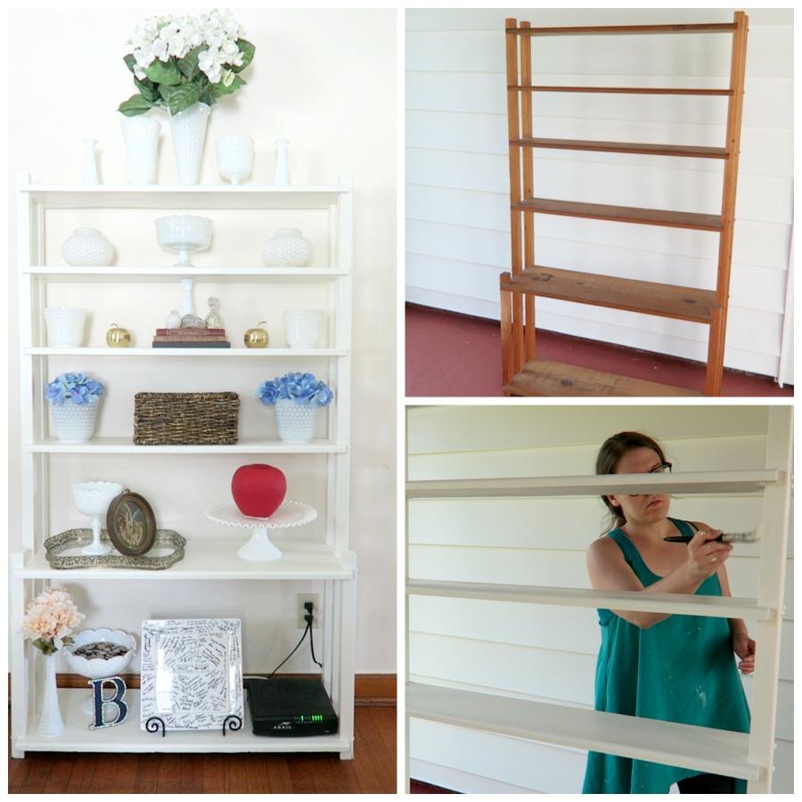 Shelf Refinish