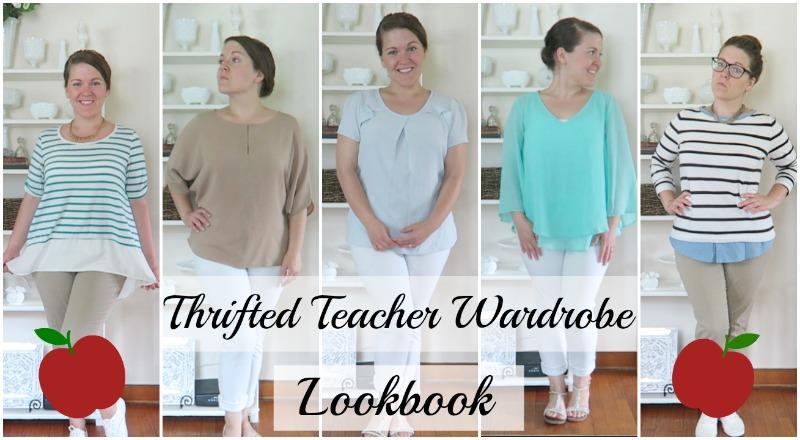 wardrobe lookbook